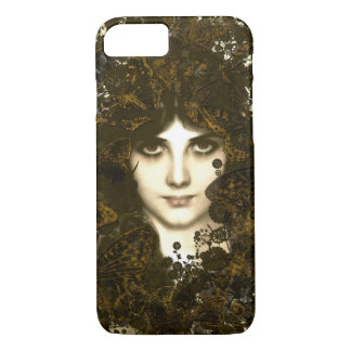 Cleo and moths iPhone 8/7 case
