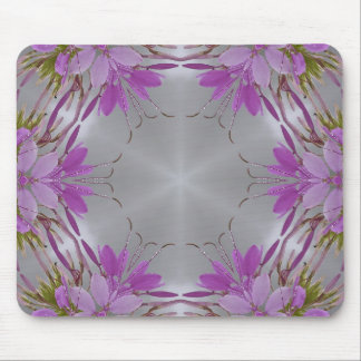 Cleome Frame3 Mouse Pad