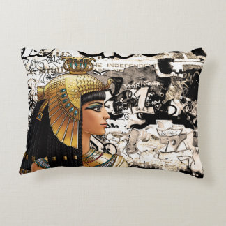 Cleopatra Decorative Pillow