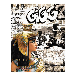 Cleopatra Letterhead