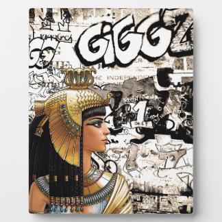 Cleopatra Plaque