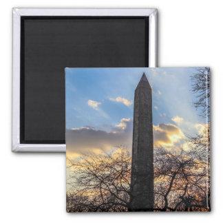 Cleopatra's Needle/Obelisk in Central Park Magnet