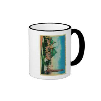 Cleopatra's Needle and Planetarium in Coffee Mug