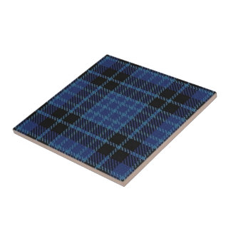 Clergy Tartan Scottish Expressions Tile