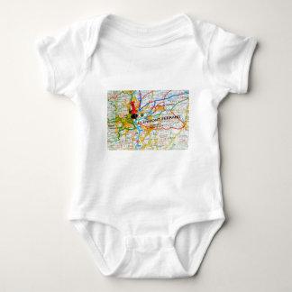 Clermont-Ferrand, France Baby Bodysuit