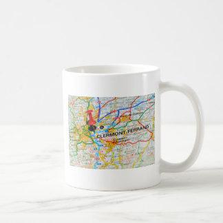 Clermont-Ferrand, France Coffee Mug