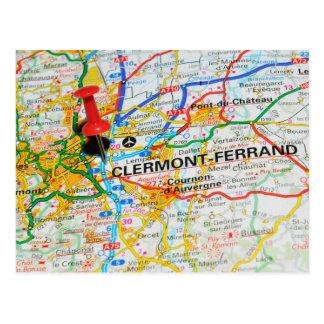 Clermont-Ferrand, France Postcard