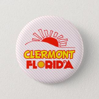 Clermont, Florida 2 Inch Round Button