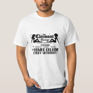 CLERMONT LOUNGE ROMEO COLOGNE T SHIRT