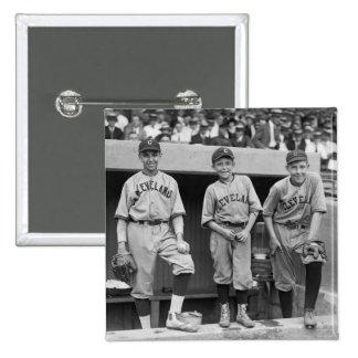 Cleveland Ball Boys 1922 Button