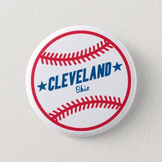 Cleveland Baseball 2 Inch Round Button