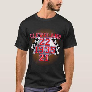 Cleveland Baseball Winning Streak T-Shirt