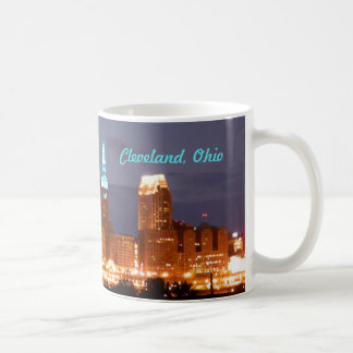 Cleveland Blues Skyline Mug