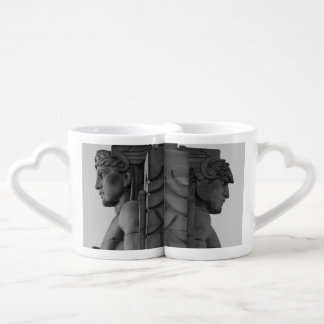 Cleveland Bridge Guardians Lovers Mug