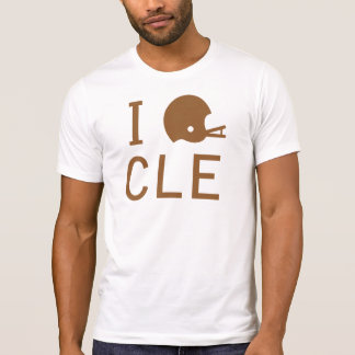 Cleveland - brown T-Shirt