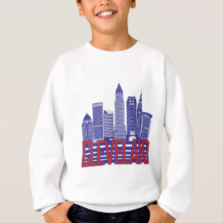 Cleveland City Colors Sweatshirt