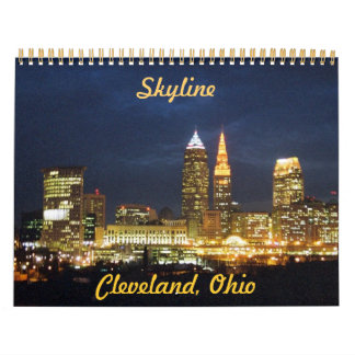 Cleveland City Views Calendar