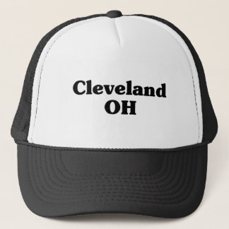 Cleveland Classic t shirts Trucker Hat