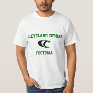 Cleveland  Cobras Football T-Shirt