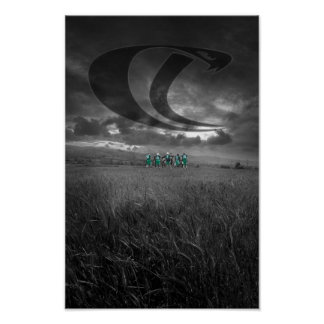 Cleveland Cobras Poster 1