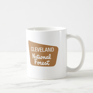 Cleveland National Forest (Sign) Coffee Mug