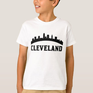 Cleveland OH Skyline T-Shirt