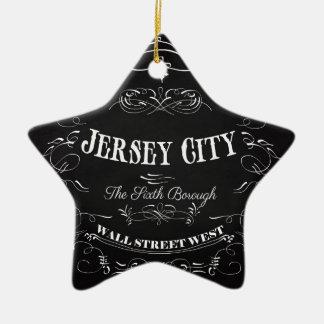 Cleveland Ohio - America's North Coast Ceramic Star Ornament