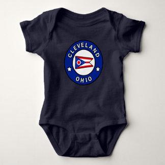 Cleveland Ohio Baby Bodysuit