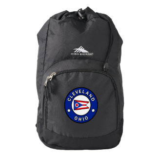 Cleveland Ohio Backpack