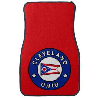 Cleveland Ohio Car Mat