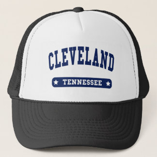 Cleveland Ohio College Style tee shirts Trucker Hat