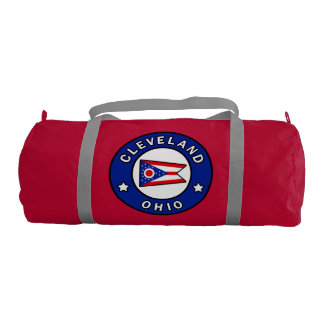 Cleveland Ohio Gym Bag