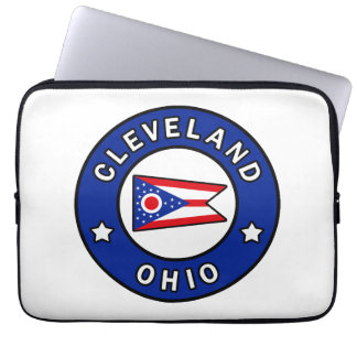 Cleveland Ohio Laptop Sleeve