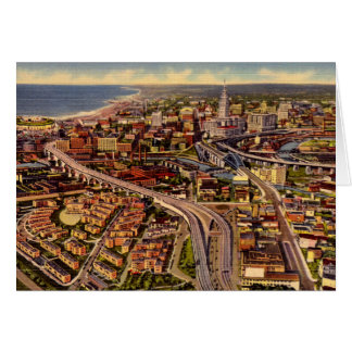 Cleveland Ohio Main Avenue Bridge Card