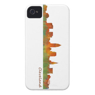Cleveland Ohio the USA Skyline City v01 iPhone 4 Cases