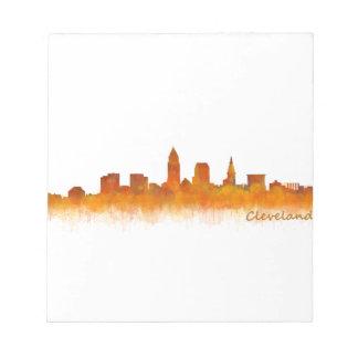 Cleveland Ohio the USA Skyline City v02 Notepad