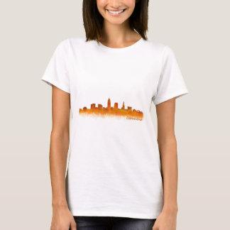 Cleveland Ohio the USA Skyline City v02 T-Shirt