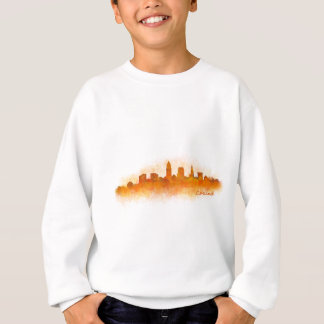 Cleveland Ohio the USA Skyline City v03 Sweatshirt