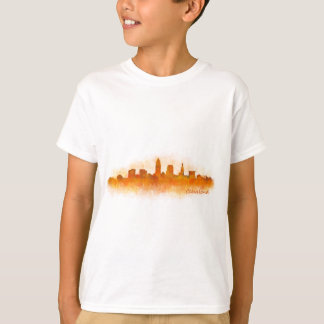 Cleveland Ohio the USA Skyline City v03 T-Shirt