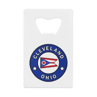 Cleveland Ohio Wallet Bottle Opener