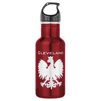 Cleveland Polska Water Bottle