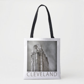 Cleveland Polyester Tote Bag