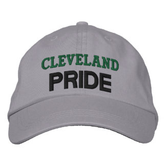 Cleveland Pride Cap Embroidered Hat