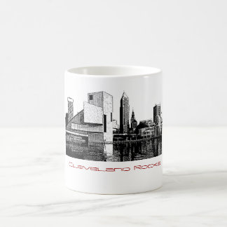 Cleveland Rocks Coffee Mug