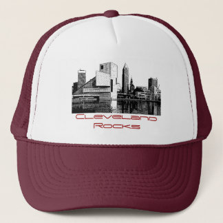 Cleveland Rocks Trucker Hat