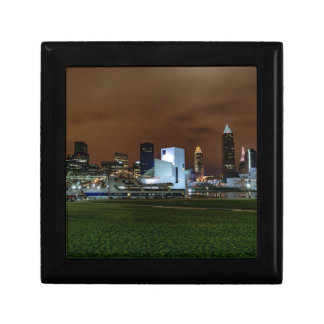 Cleveland Skyline at Night Gift Boxes