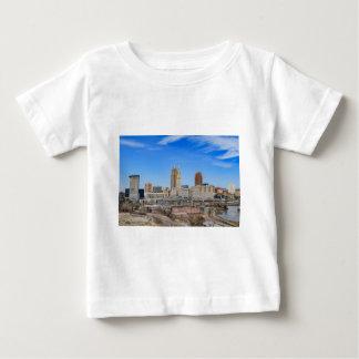 Cleveland Skyline Baby T-Shirt