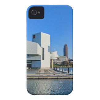 Cleveland Skyline iPhone 4 Cases