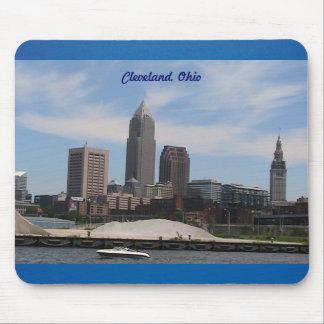 Cleveland Skyline Mousepad