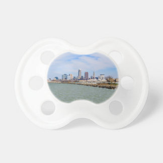 Cleveland Skyline Pacifiers
